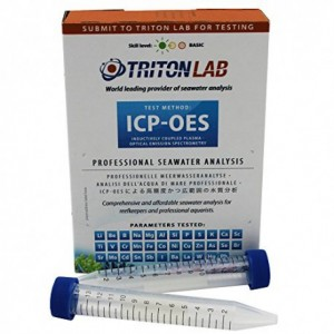 Test ICP-OES Triton Lab