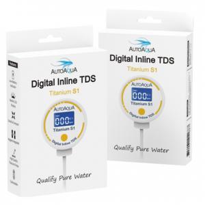 Digital Inline TDS Titanium S1