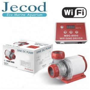 JEBAO MDC-8000 Sine Wave Tecnology Control Manual/Wi-Fi