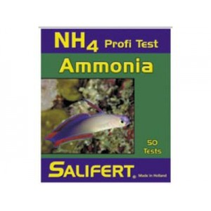 Test de Amonia (NH4).
