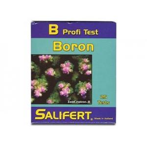 Test de Boro (B)