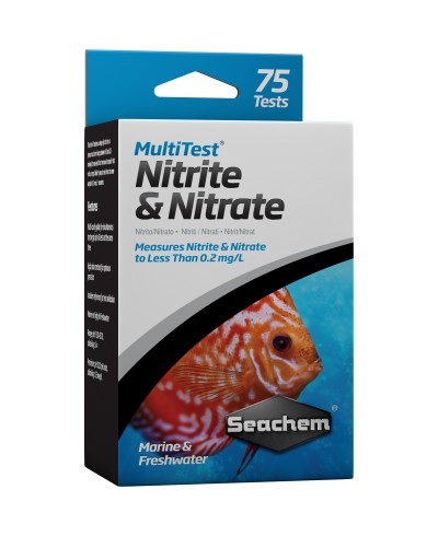 Multitest Nitrite & Nitrate
