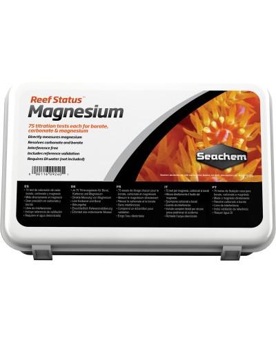 Reef Status Magnesium, Carb y Borate Alkalinity