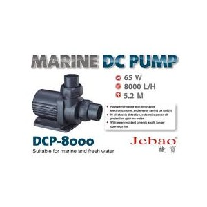 JECOD, DCP-8000 SINE wave technology