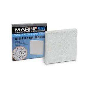 MarinePure, PLATE - 20x20x2,5 cm.